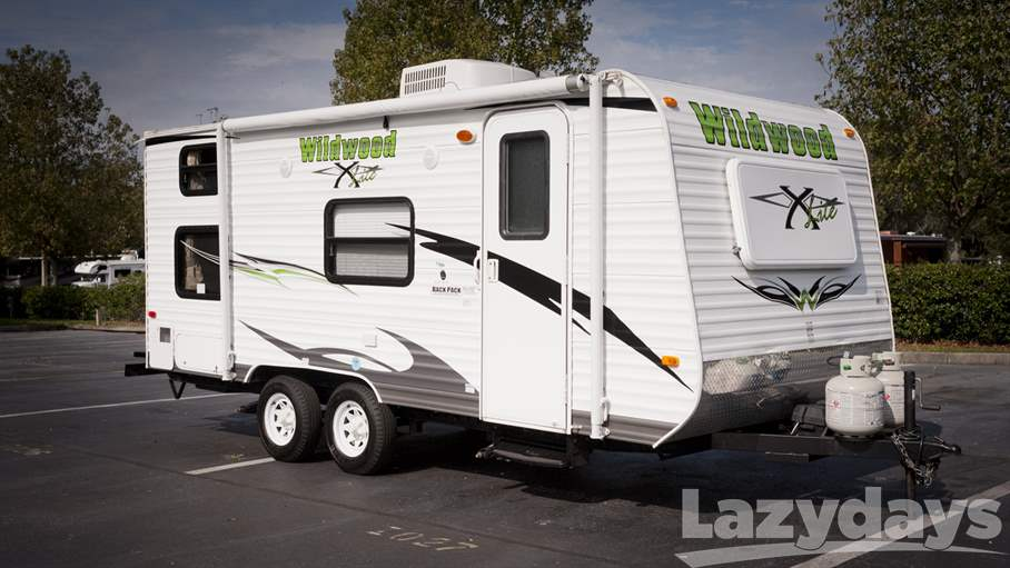 2011 Forest River Wildwood X Lite 26BHXL