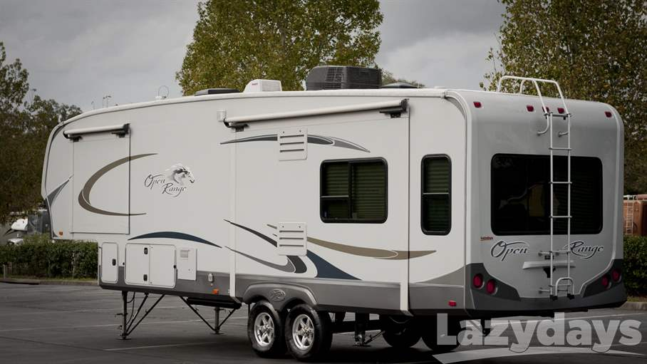 2011 Open Range Open Range 5th 337RLS