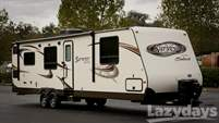 2013 Forest River Surveyor TT