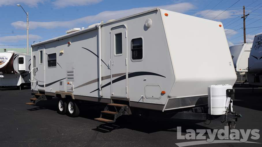 2004 R-Vision Trail Bay 31RLSS