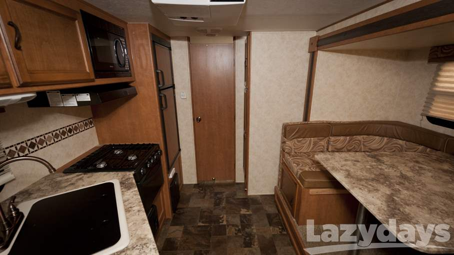 2013 Coachmen Apex 215RBK