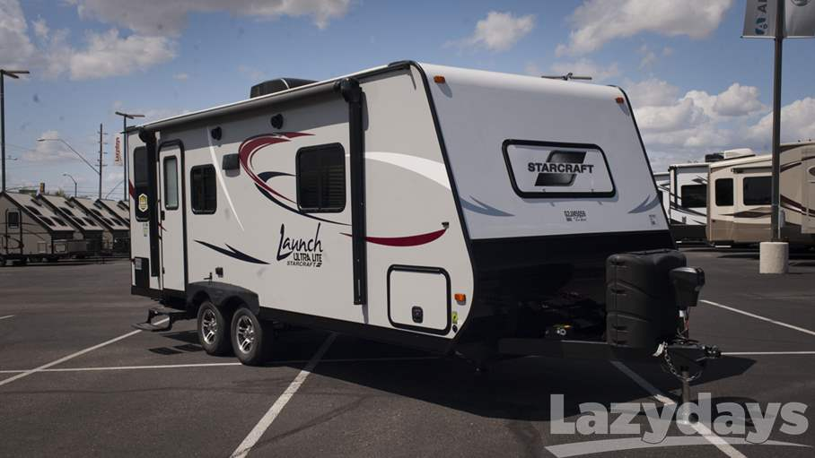2016 Starcraft Launch Ultra Light 28BHS