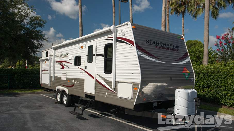 2013 Starcraft Autumn Ridge 265RLS