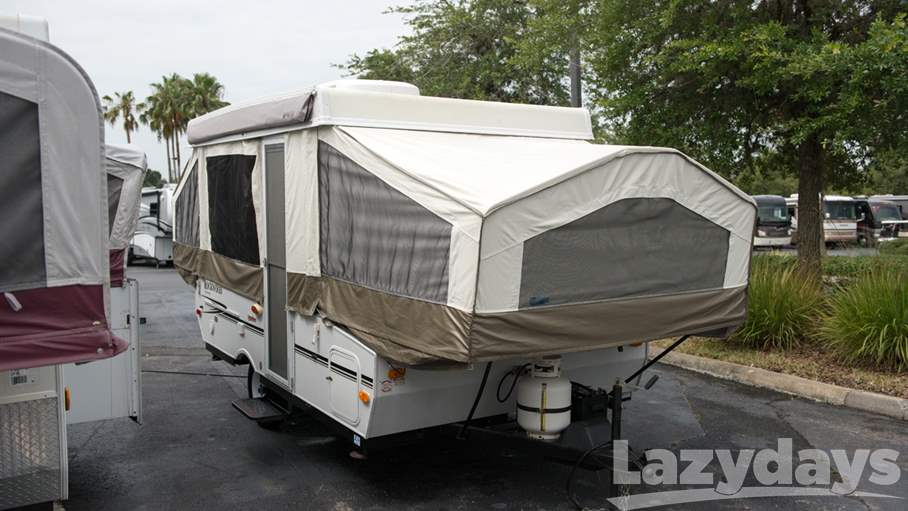 2010 Forest River Rockwood Freedom 2318G