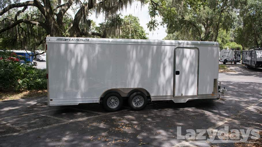 2015 Featherlite Car Trailer 4926