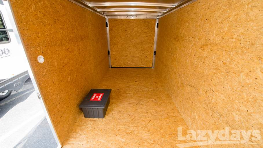 2016 Featherlite Utility Trailer 1610