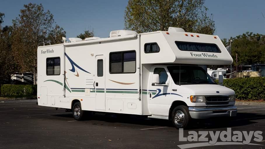 Travel Trailer Dealer Denver Co >> 2001 Thor Motor Coach Four Winds 28A for sale in Denver, CO   Lazydays