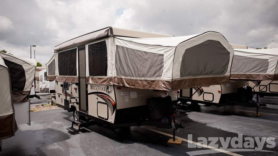 2016 Forest River Rockwood Premier High Wall HW276