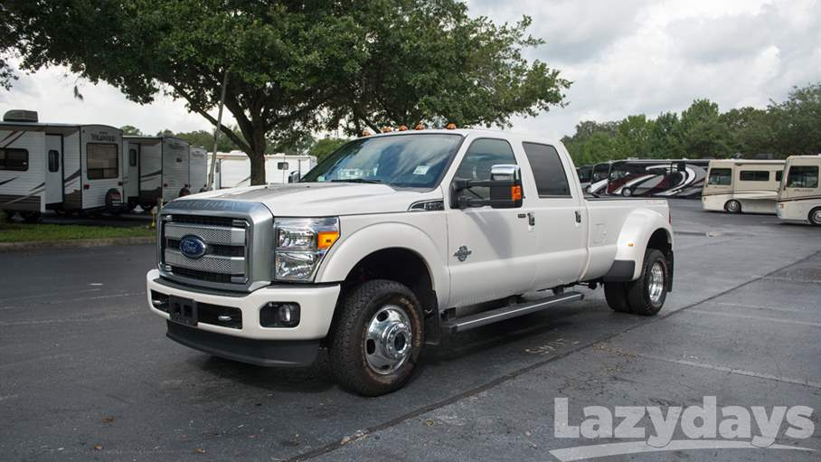 2015 Ford 350 Dually