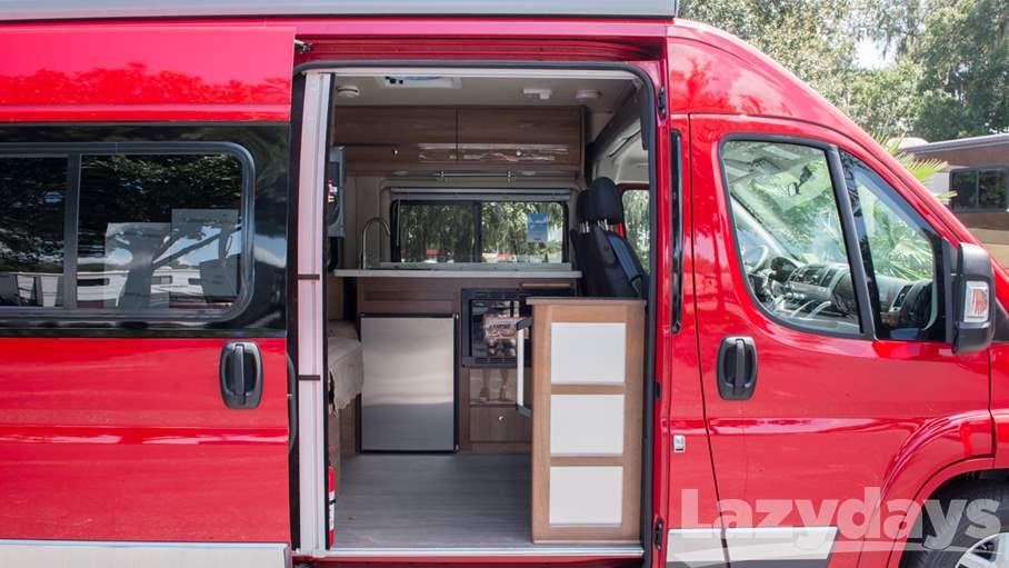 Popular 2017 Winnebago RV Travato For Sale In Nokomis FL 34275  16059