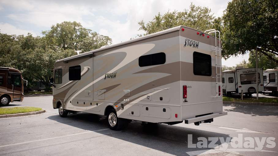 Lastest 2015 Fleetwood RV Storm 32H For Sale In Tucson AZ  Lazydays