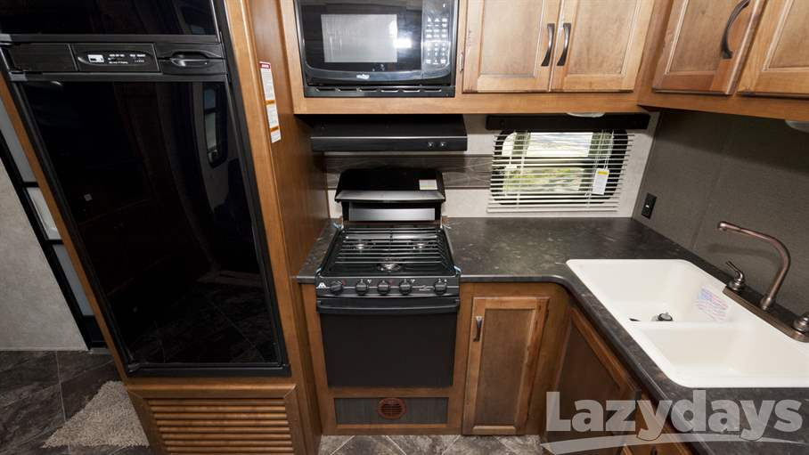 2014 Keystone RV Carbon TT 31