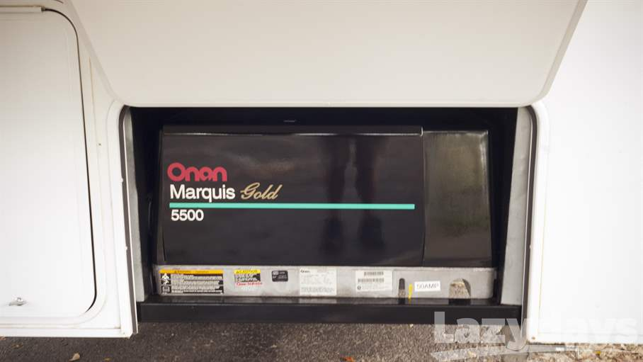 2008 Endura Max RV Wide Open 40