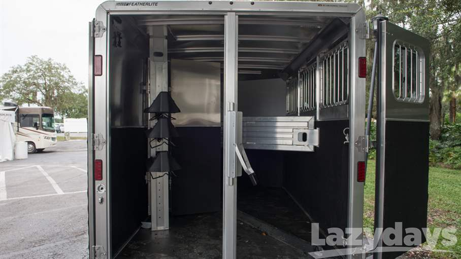 2016 Featherlite Non Living Quarters 8542