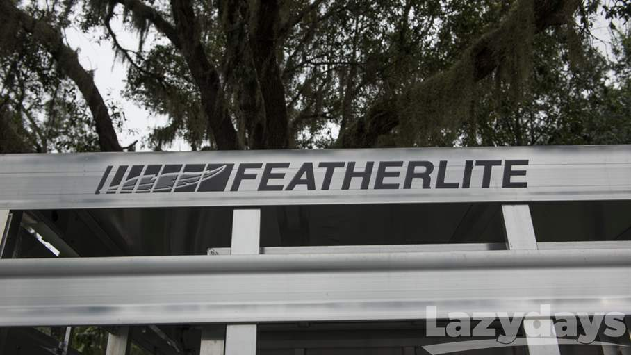 2016 Featherlite Stock Trailer 8107