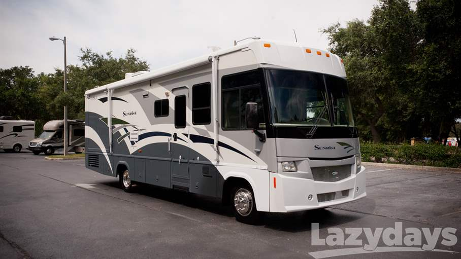 2007 Itasca Sunrise 33V