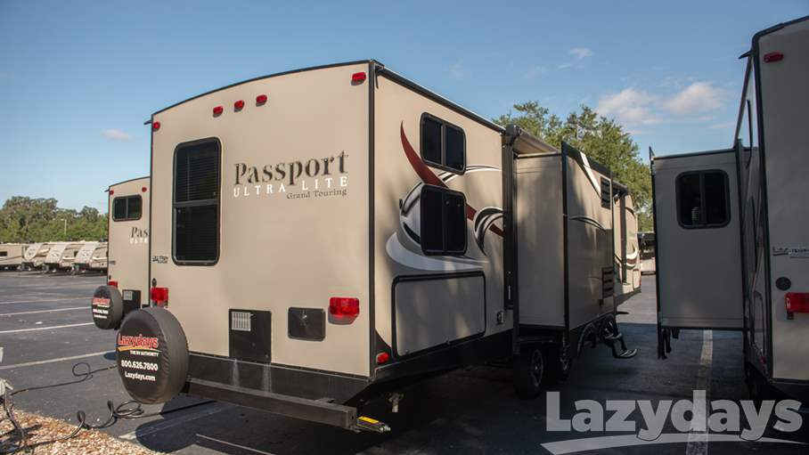 2016 Keystone RV Passport GT 3320BH