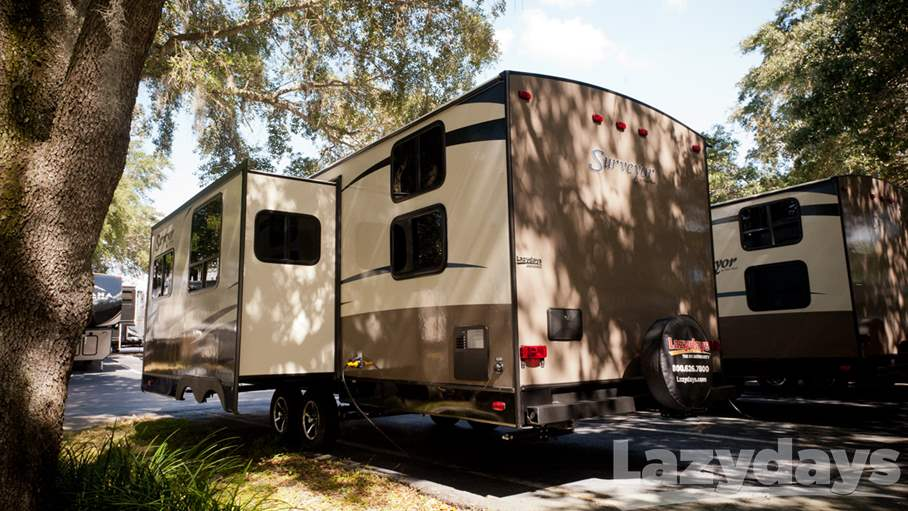2016 Forest River Surveyor Expandable 295QBLE