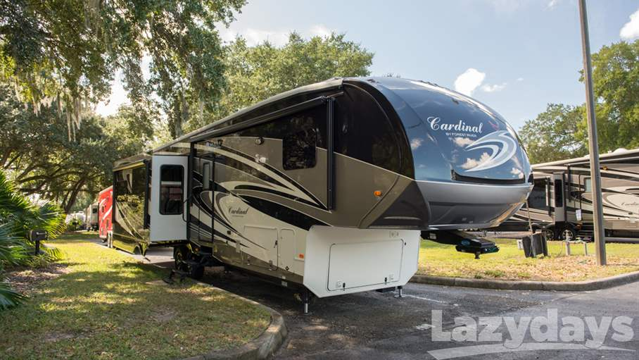 2016 Forest River Cardinal 3850RL