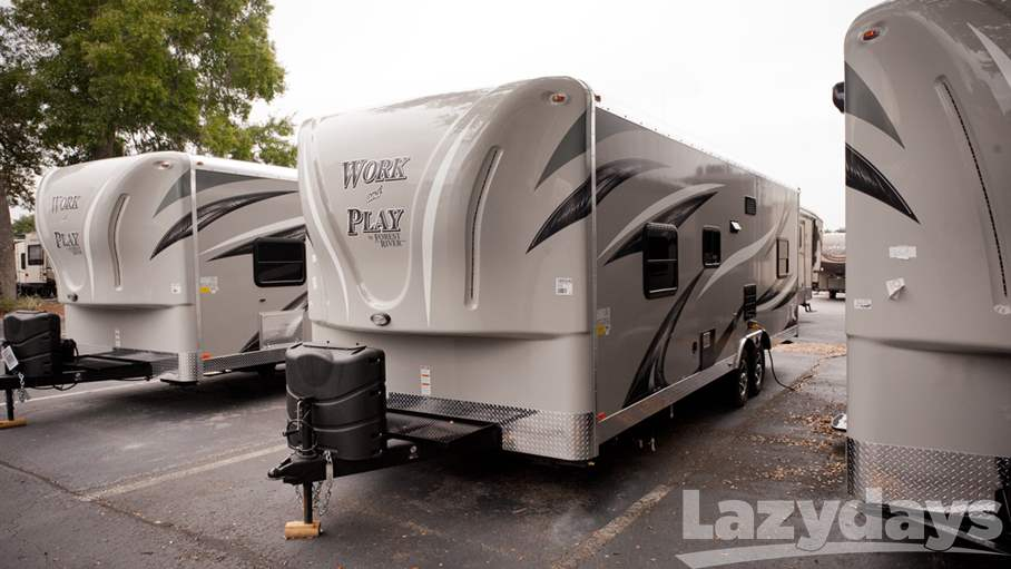 2016 Forest River Work and Play Ultra LE 24UC
