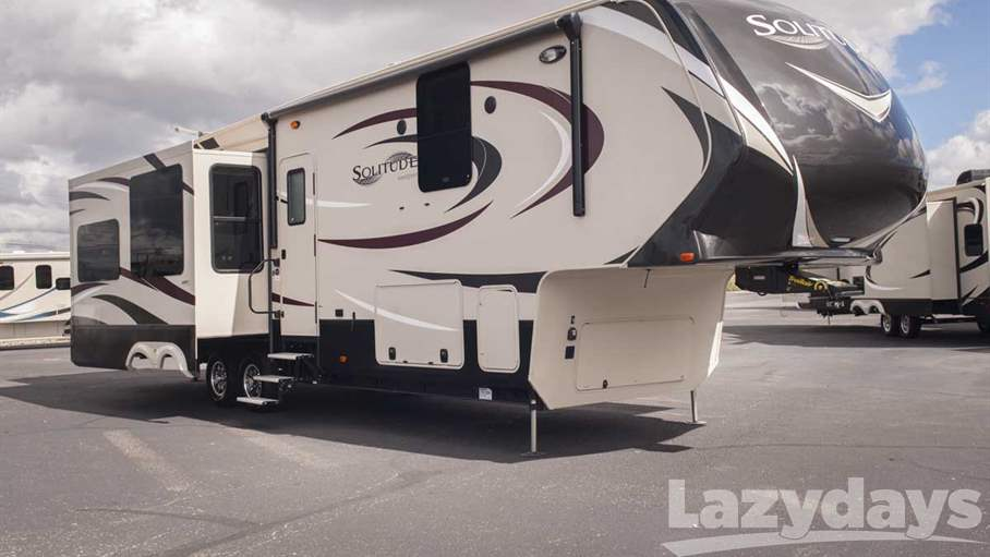 2016 Grand Design  Solitude 369RL