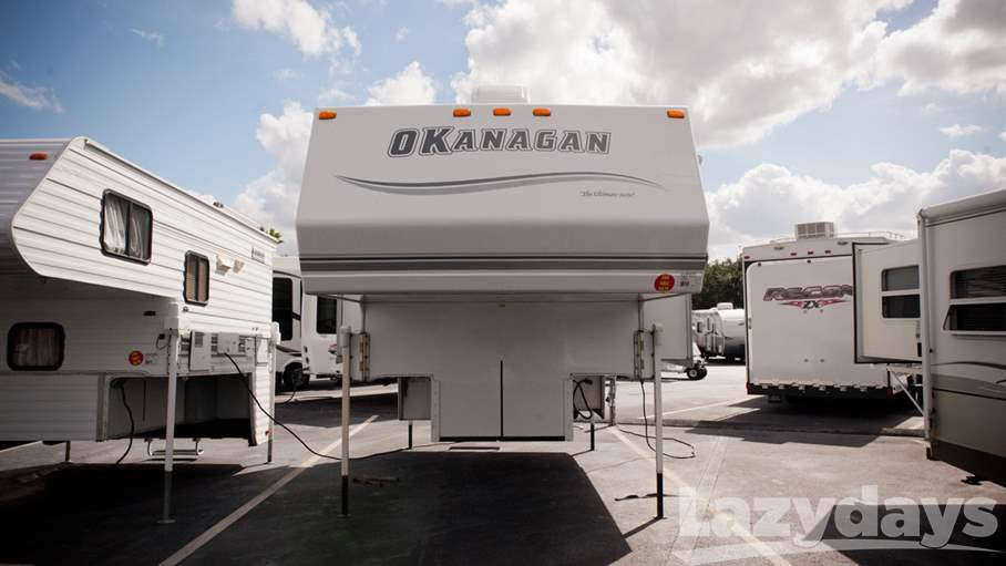 2007 Okanagan Ultimate Suite 116ULT