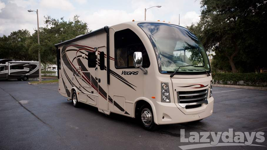 2015 thor motor coach vegas 25 1 for sale in tampa fl for Thor motor coach vegas