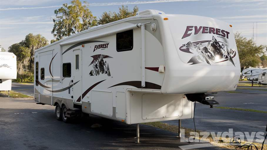 2007 Keystone RV Everest 364Q