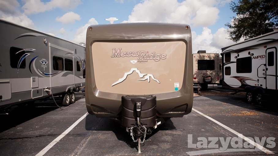2016 Open Range Mesa Ridge MR323RLS
