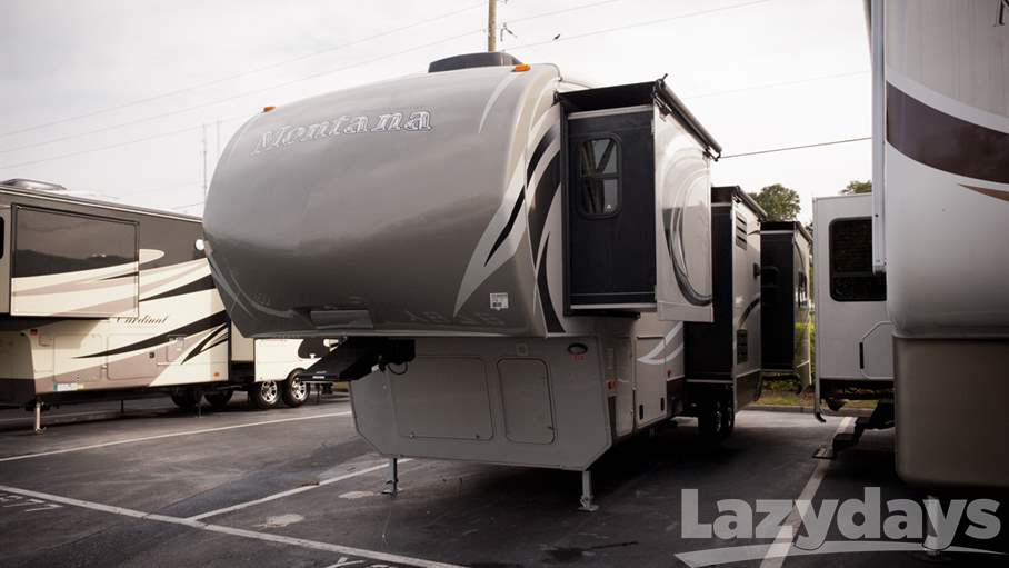2012 Keystone RV Montana High Country 313RE