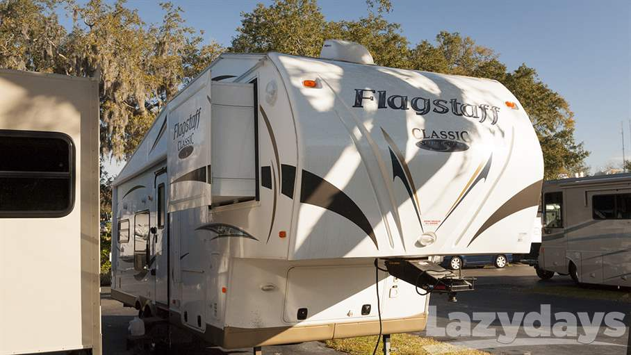 2012 Forest River Flagstaff TT 8528RKWS