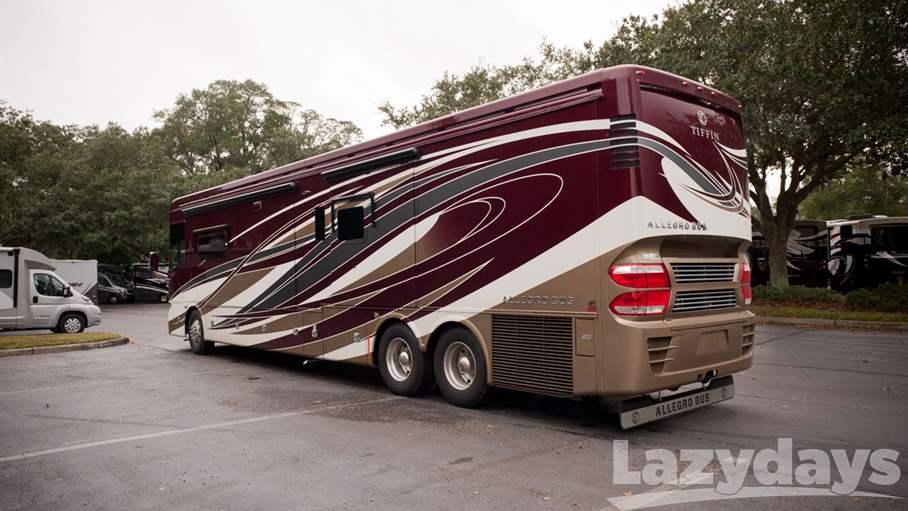 2016 Tiffin Motorhomes Allegro Bus 45lp For Sale In Tampa