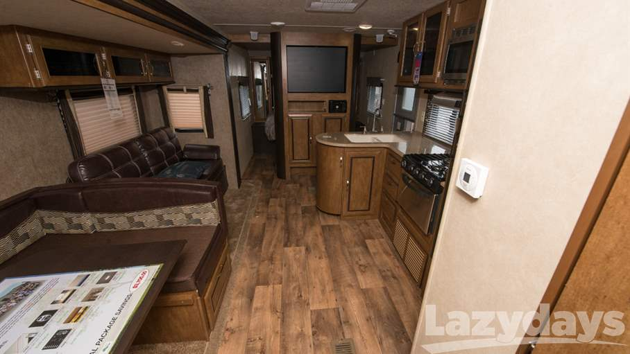 2016 Forest River Wildwood 30KQBSS