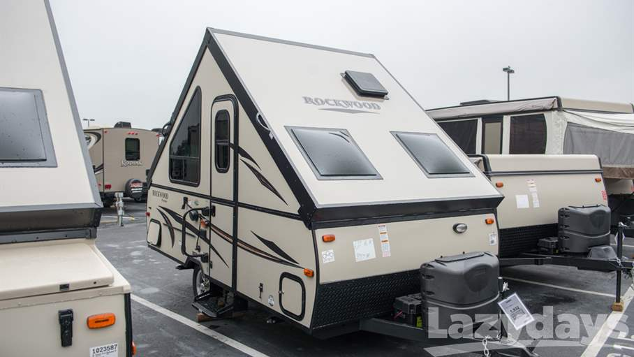 2016 Forest River Rockwood Premier A A122