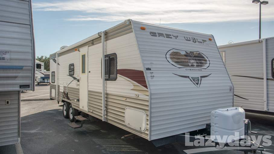 2010 Forest River Cherokee Gray Wolf 28A