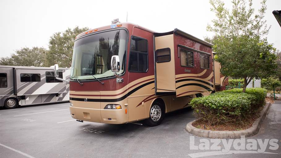 2007 Holiday Rambler Endeavor 40SKQ