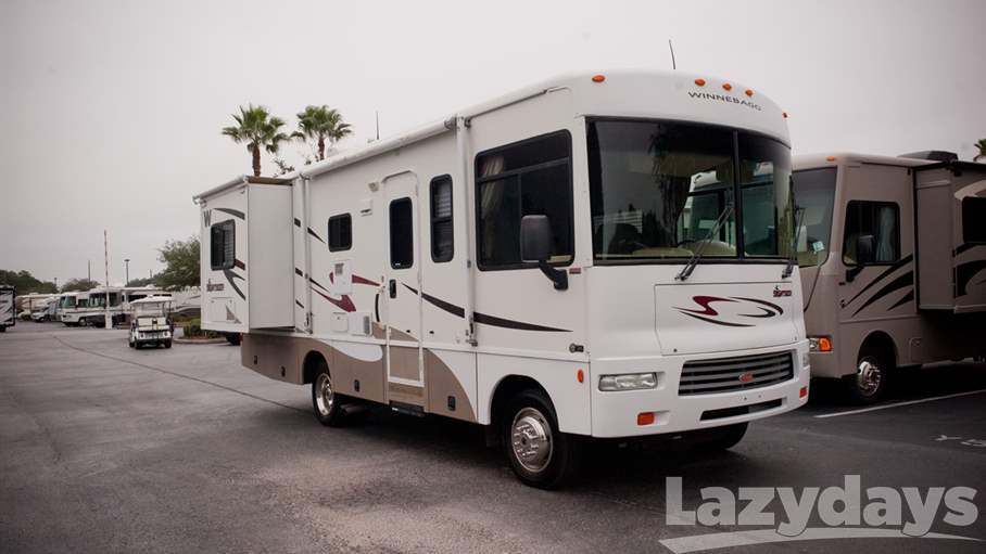 2007 Winnebago Sightseer 26P
