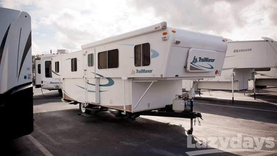 2008 TrailManor TrailManor 3124