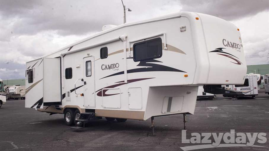 2007 Carriage Cameo F35SLQ