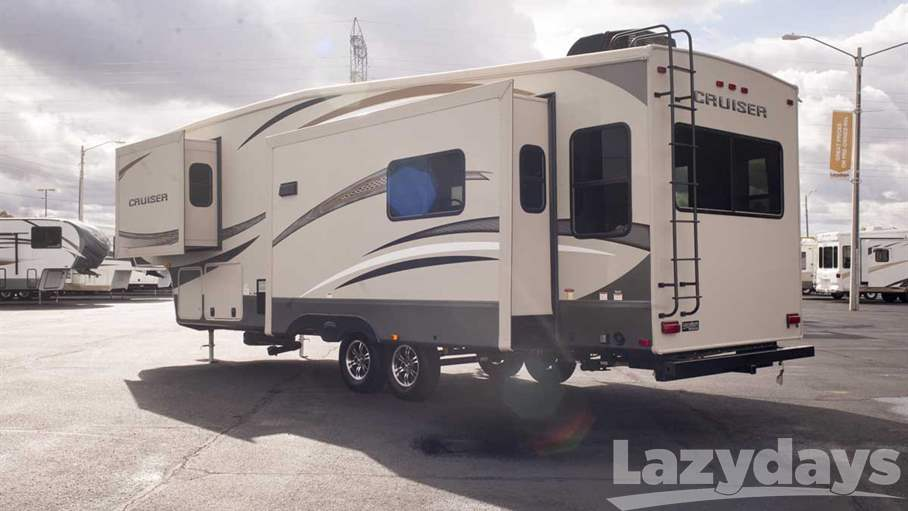 2016 Crossroads RV Cruiser 5th CF303SE
