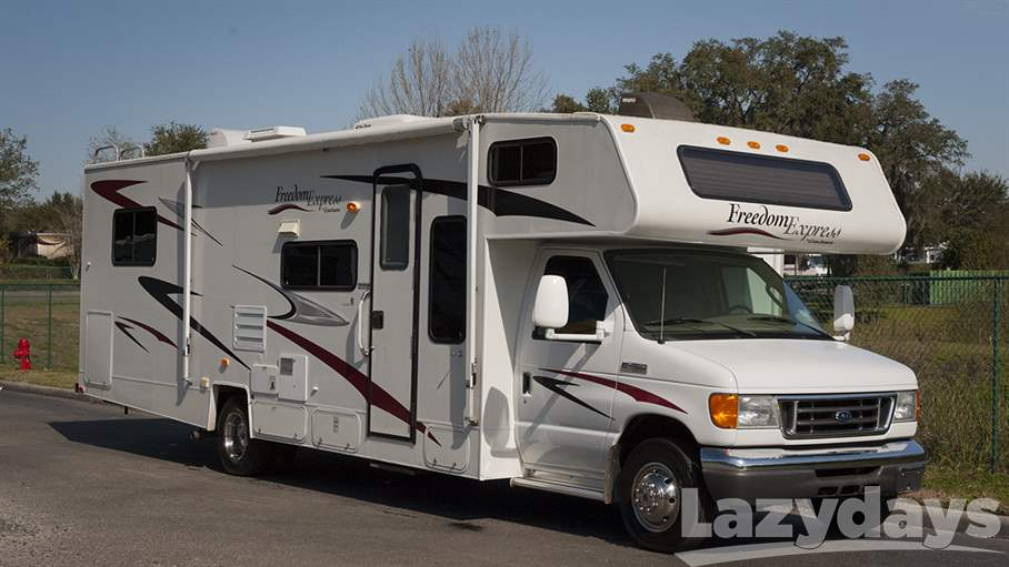 2008 Coachmen Freedom Express 31RQ