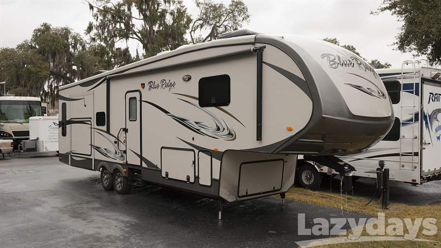 2013 Forest River Blue Ridge 3125RT