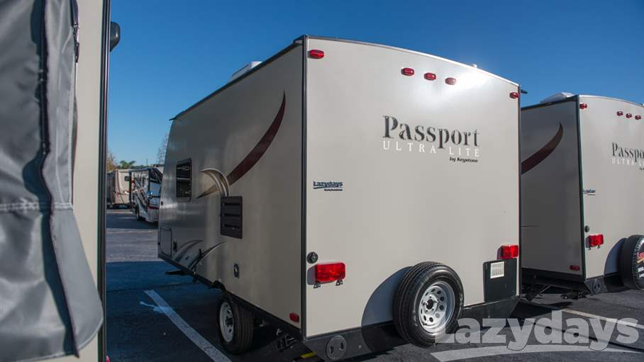 2016 Keystone RV Passport Express 151ML