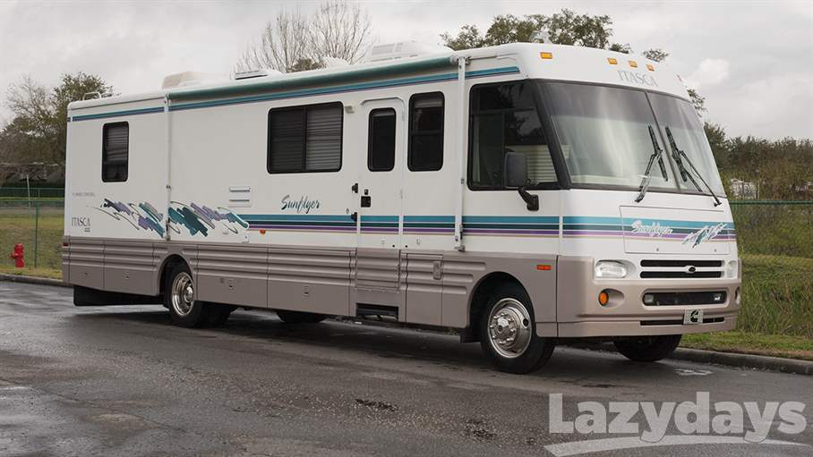 1998 Itasca Sunflyer UNK