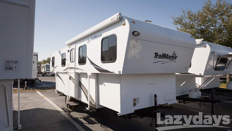 2014 TrailManor TrailManor 2720QS