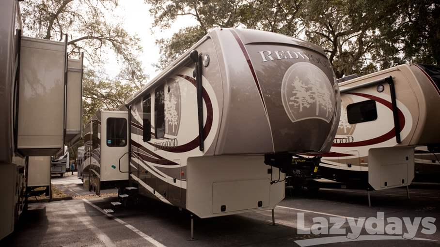 2016 Redwood RV Redwood 38RD