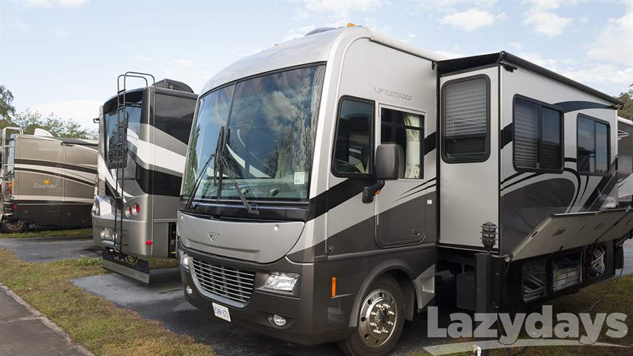 2007 Fleetwood RV Southwind 35A