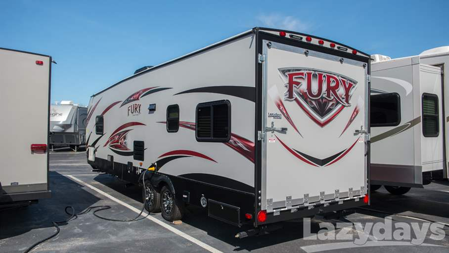2016 Prime Time Fury 2614X