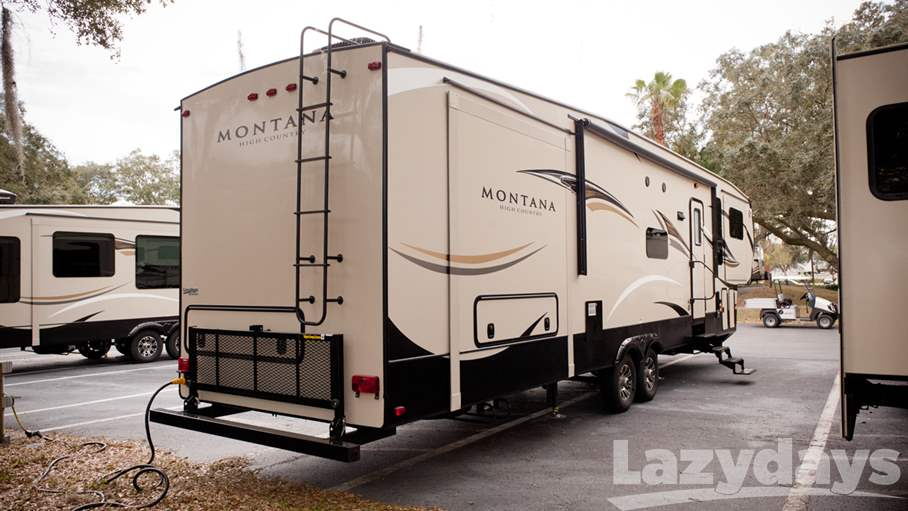 2016 Keystone RV Montana High Country 375FL