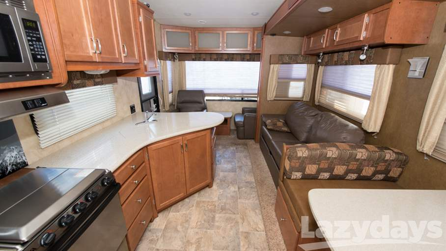 2014 Northwood Fox Mountain 285RLS